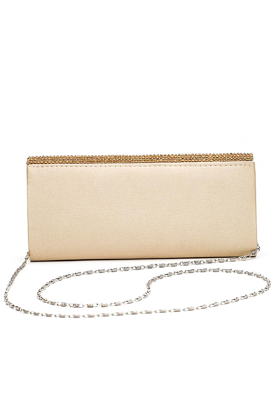"""Клатч-конверт """"Сияние золота"""" для женщин Nothing But Love 204912 купить оптом от производителя. Совместная покупка женской одежды в OptMoyo"""
