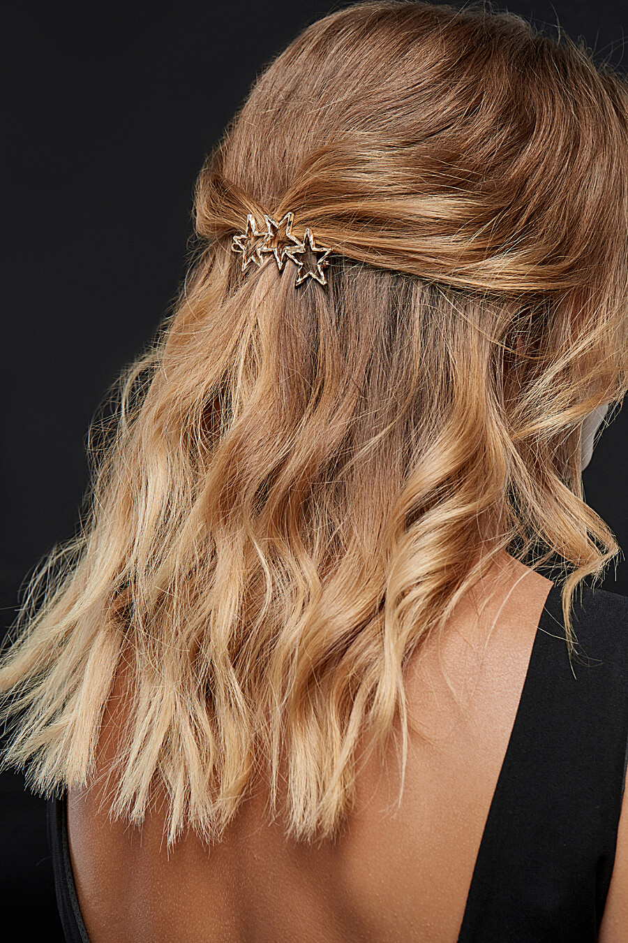 Заколка для волос Звездное трио, 6,5х3,5 см Nothing But Love (204926), купить в Moyo.moda