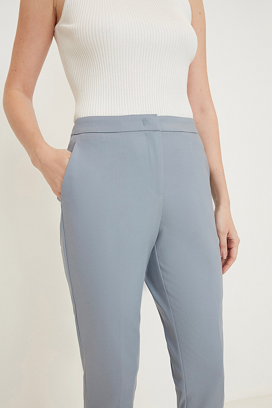 Брюки для женщин ZARINA 204975 купить оптом от производителя. Совместная покупка женской одежды в OptMoyo