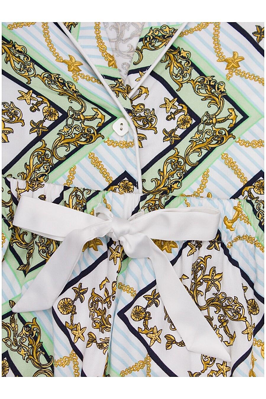 Пижама для женщин INDEFINI 205125 купить оптом от производителя. Совместная покупка женской одежды в OptMoyo