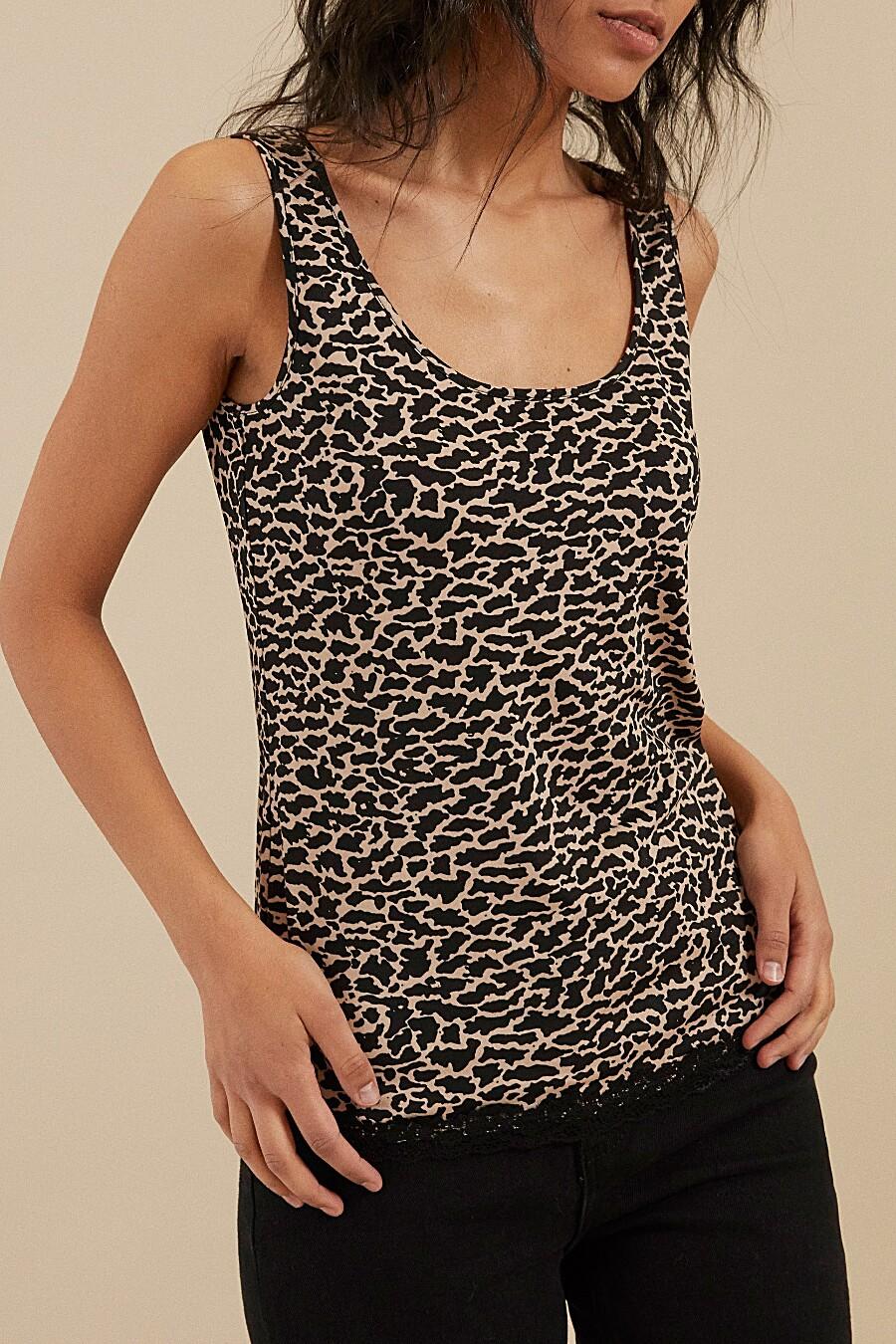 Топ для женщин ZARINA 205173 купить оптом от производителя. Совместная покупка женской одежды в OptMoyo