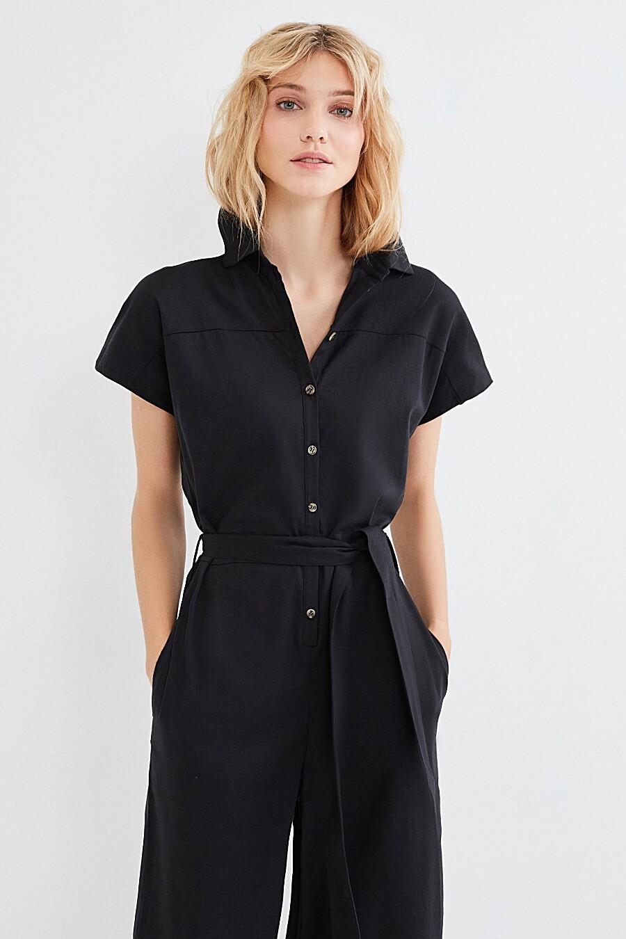 Комбинезон для женщин ZARINA 205205 купить оптом от производителя. Совместная покупка женской одежды в OptMoyo