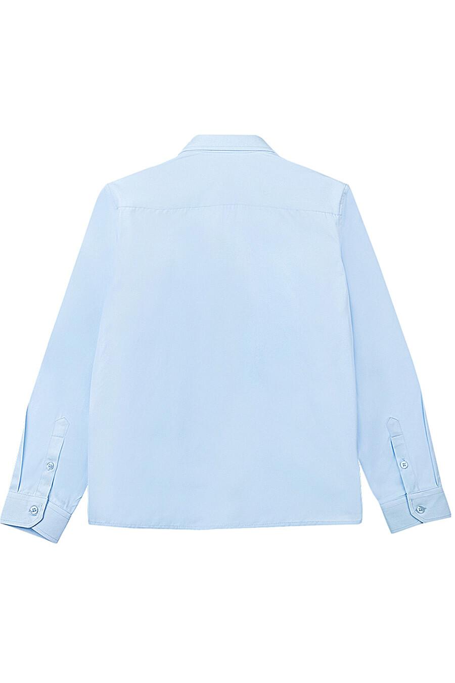 Рубашка для мальчиков PLAYTODAY 205291 купить оптом от производителя. Совместная покупка детской одежды в OptMoyo