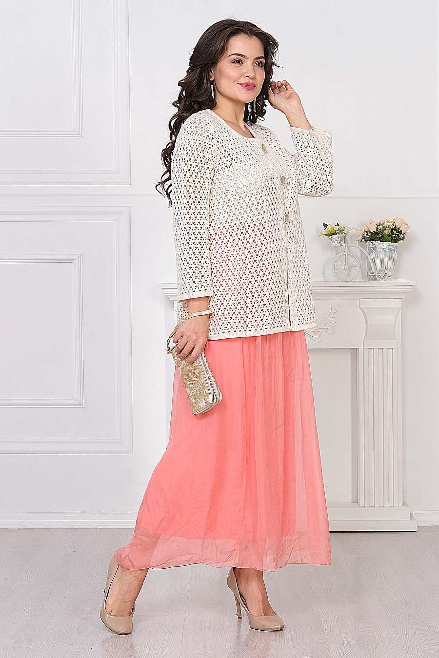 Жакет для женщин ANKOLI 205344 купить оптом от производителя. Совместная покупка женской одежды в OptMoyo