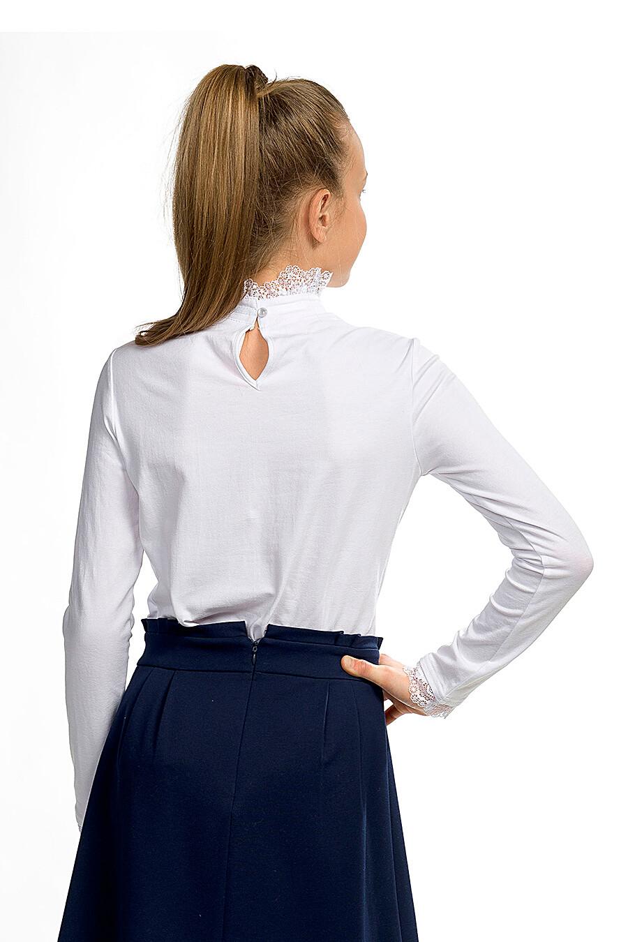 Блузка для девочек PELICAN 218552 купить оптом от производителя. Совместная покупка детской одежды в OptMoyo