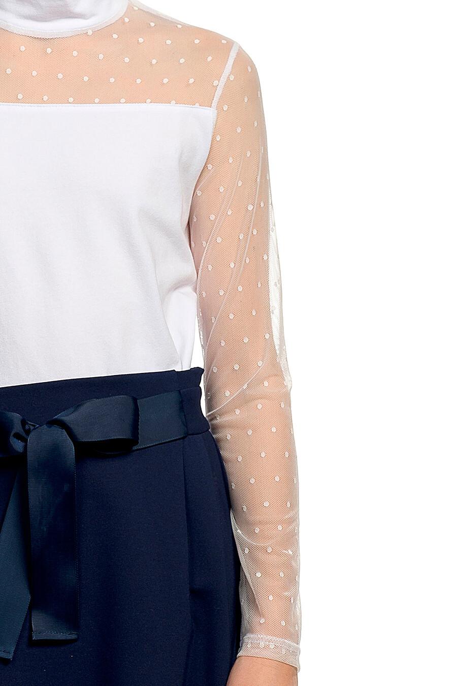 Блузка для девочек PELICAN 218557 купить оптом от производителя. Совместная покупка детской одежды в OptMoyo