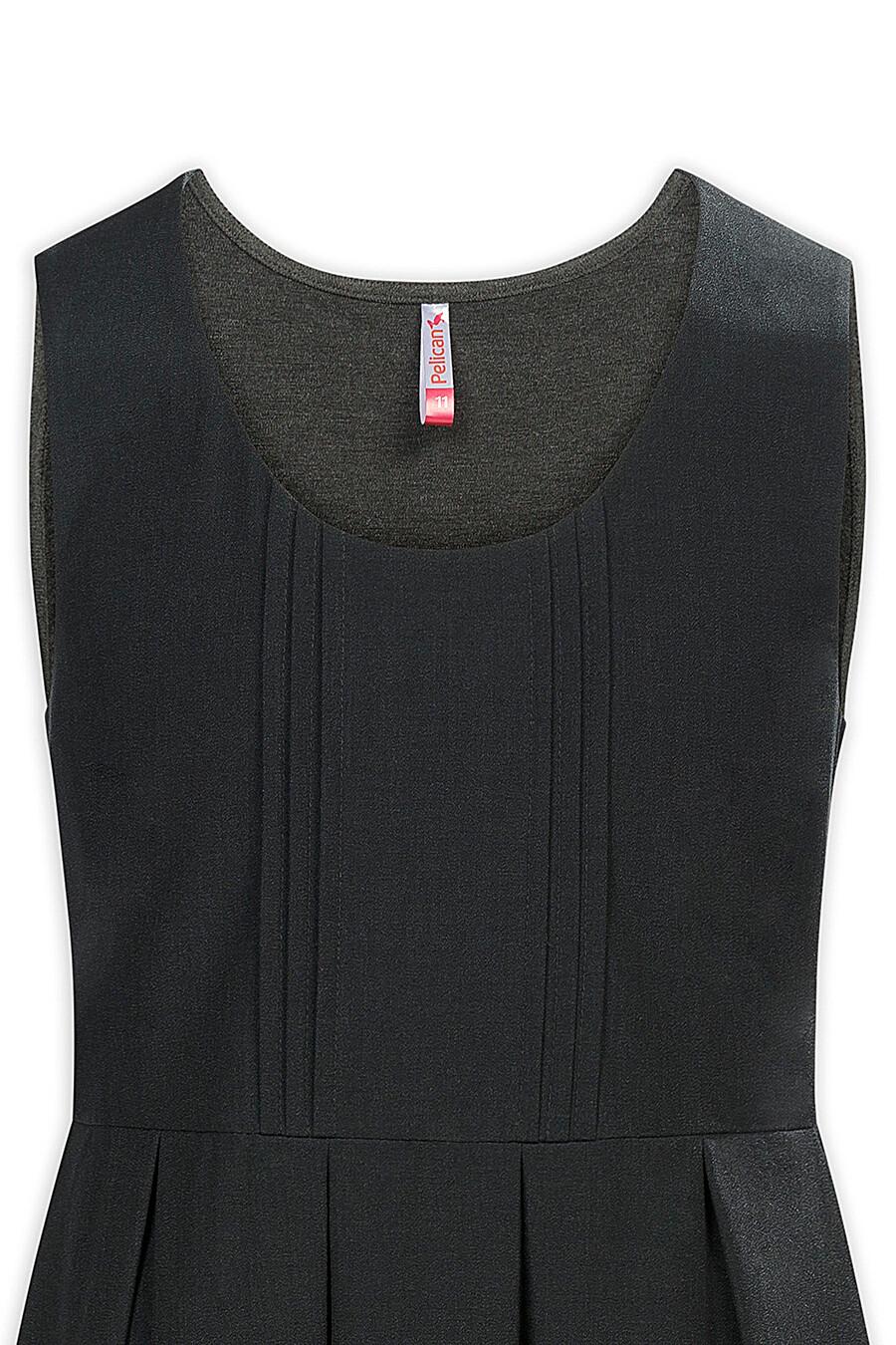 Сарафан для девочек PELICAN 218610 купить оптом от производителя. Совместная покупка детской одежды в OptMoyo
