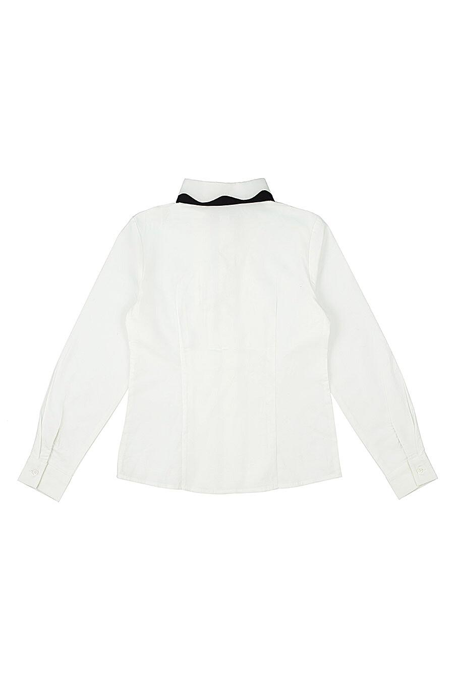 Блуза для девочек IN FUNT 218798 купить оптом от производителя. Совместная покупка детской одежды в OptMoyo
