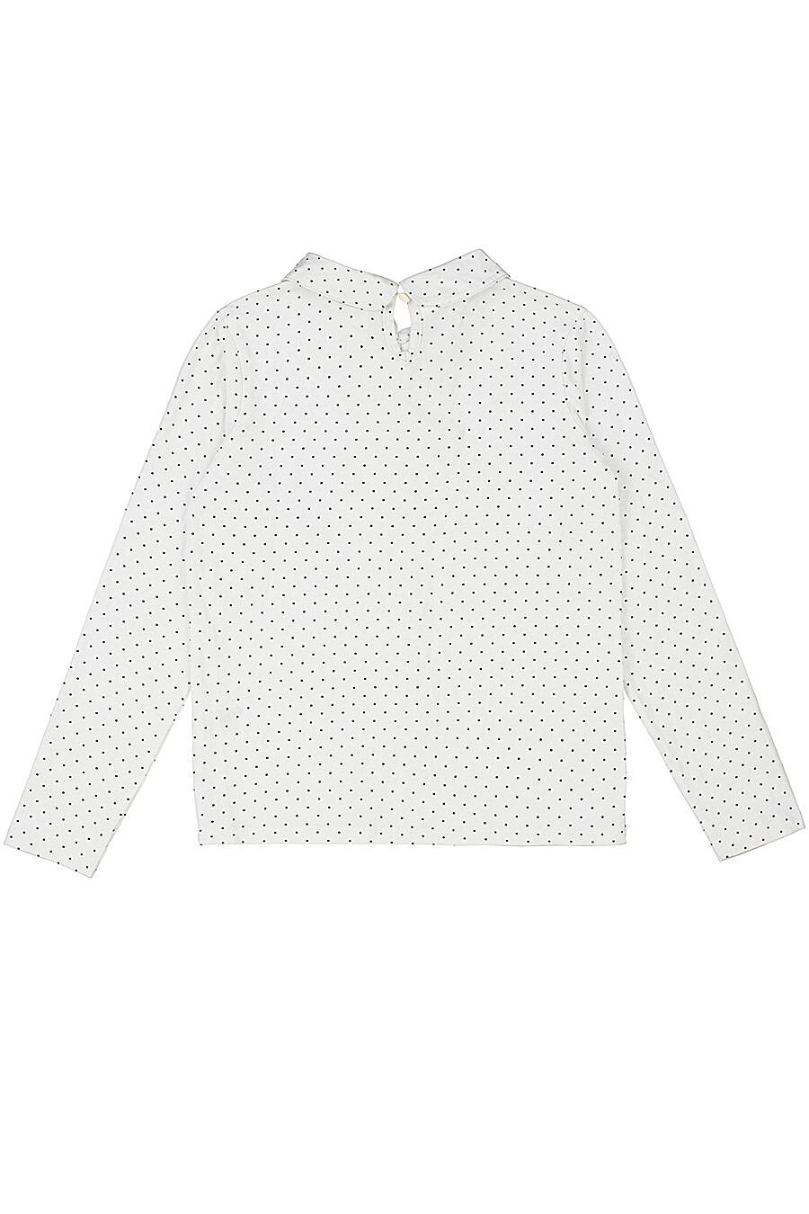 Блуза для девочек IN FUNT 219133 купить оптом от производителя. Совместная покупка детской одежды в OptMoyo