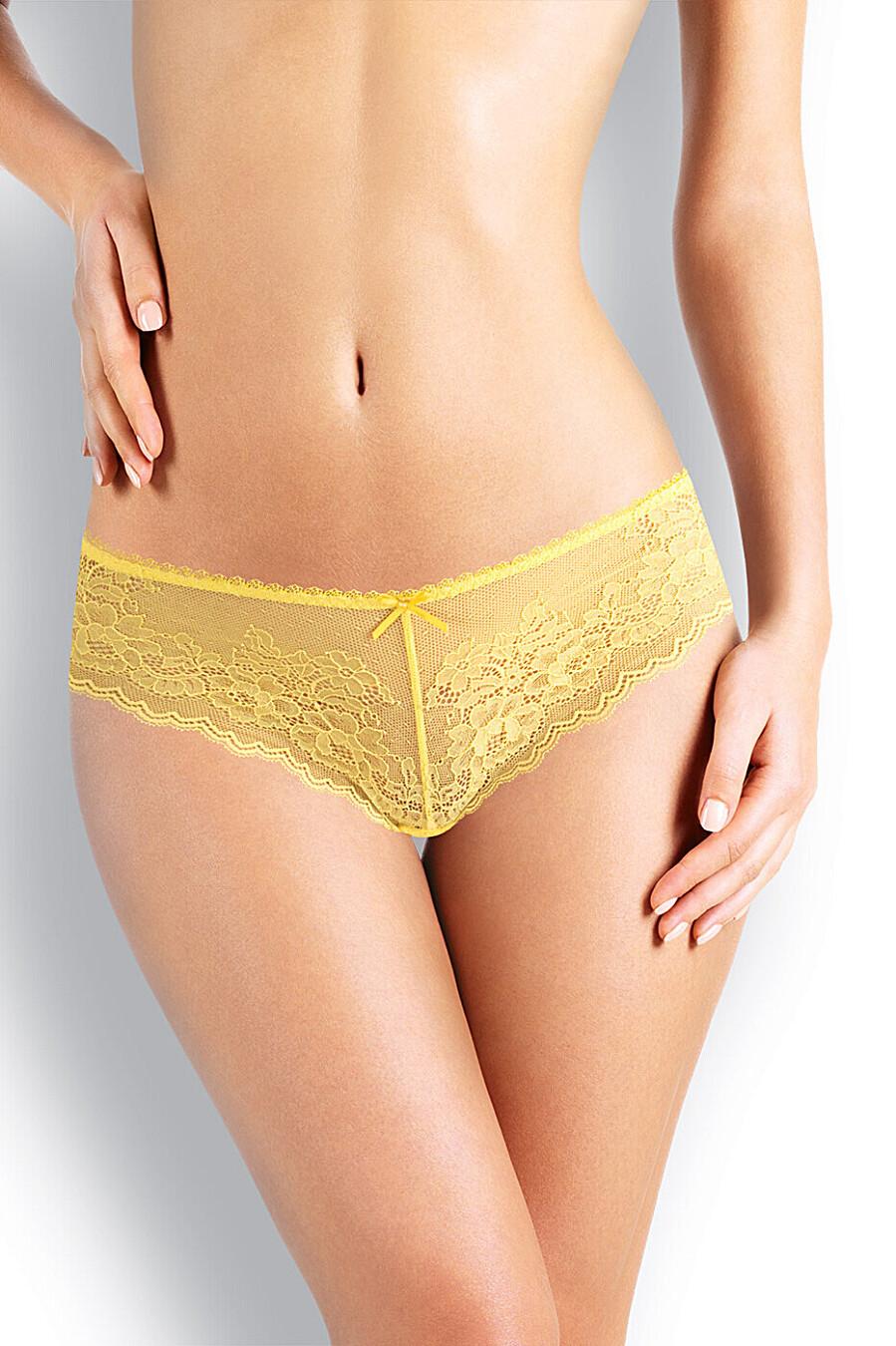 Трусы для женщин CLEVER 219583 купить оптом от производителя. Совместная покупка женской одежды в OptMoyo