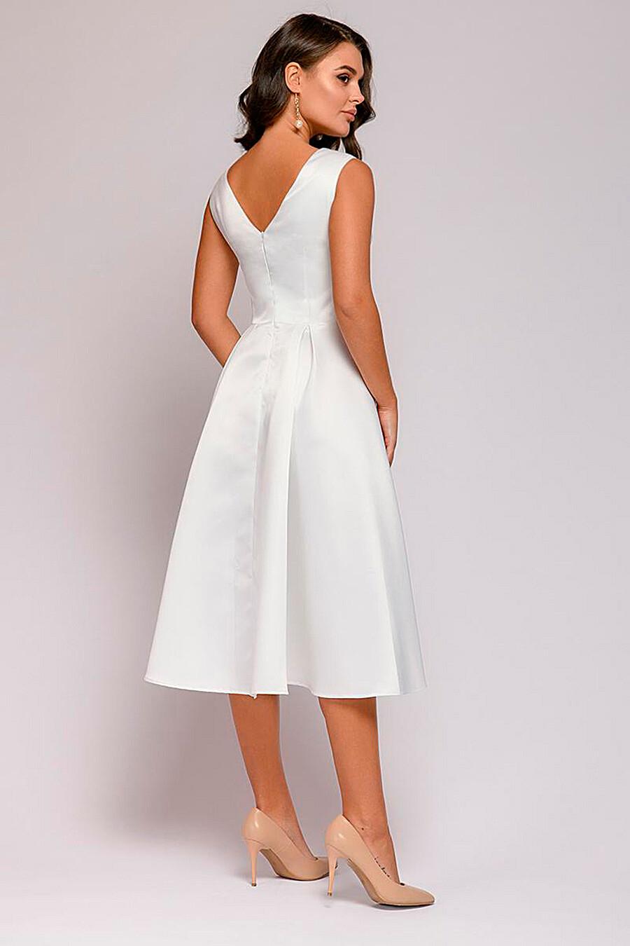 Платье для женщин 1001 DRESS 219931 купить оптом от производителя. Совместная покупка женской одежды в OptMoyo