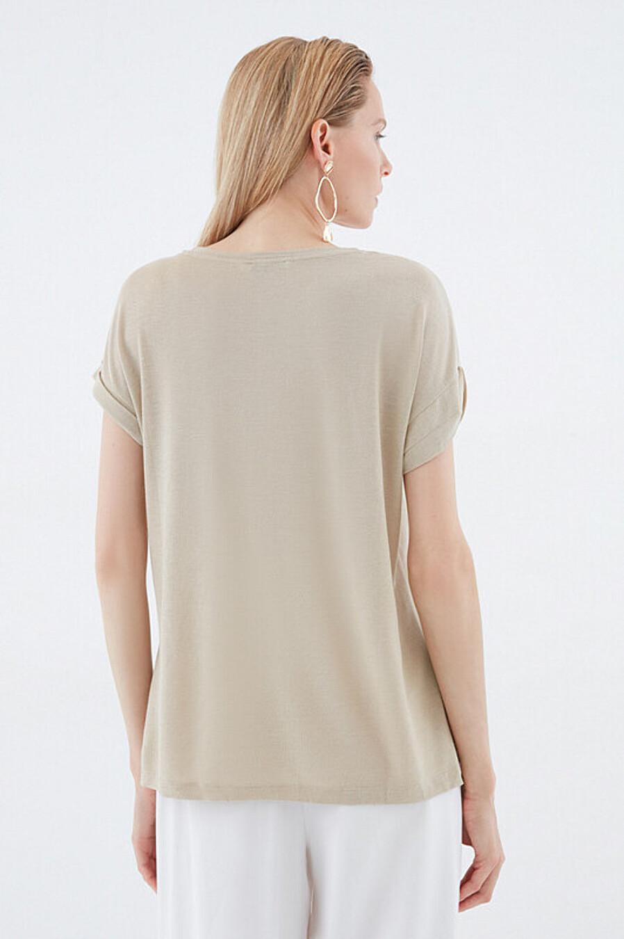 Блуза для женщин ZARINA 227003 купить оптом от производителя. Совместная покупка женской одежды в OptMoyo