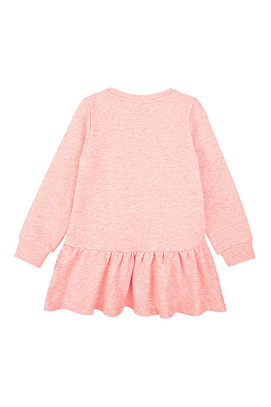 Свитшот для девочек PLAYTODAY 239121 купить оптом от производителя. Совместная покупка детской одежды в OptMoyo