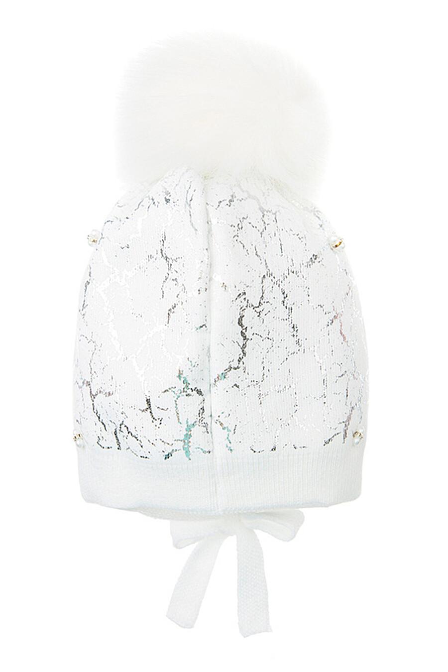 Шапка для девочек PLAYTODAY 239309 купить оптом от производителя. Совместная покупка детской одежды в OptMoyo