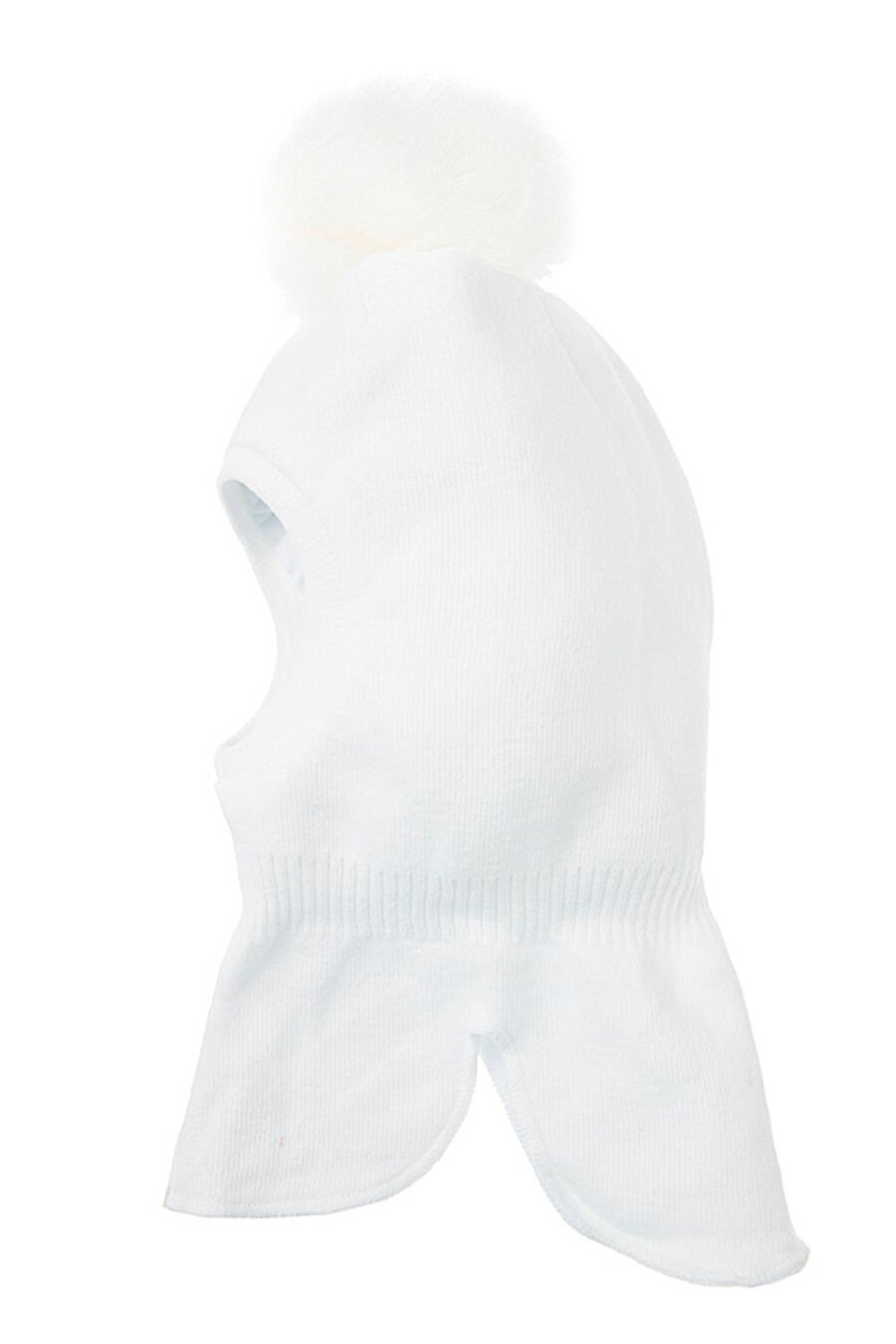 Шапка-шлем для девочек PLAYTODAY 239374 купить оптом от производителя. Совместная покупка детской одежды в OptMoyo