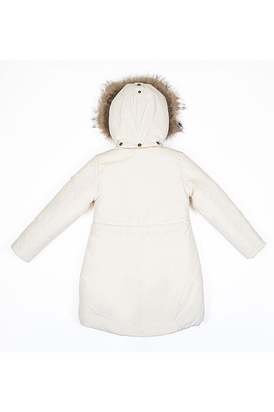 Парка для девочек BATIK 247026 купить оптом от производителя. Совместная покупка детской одежды в OptMoyo