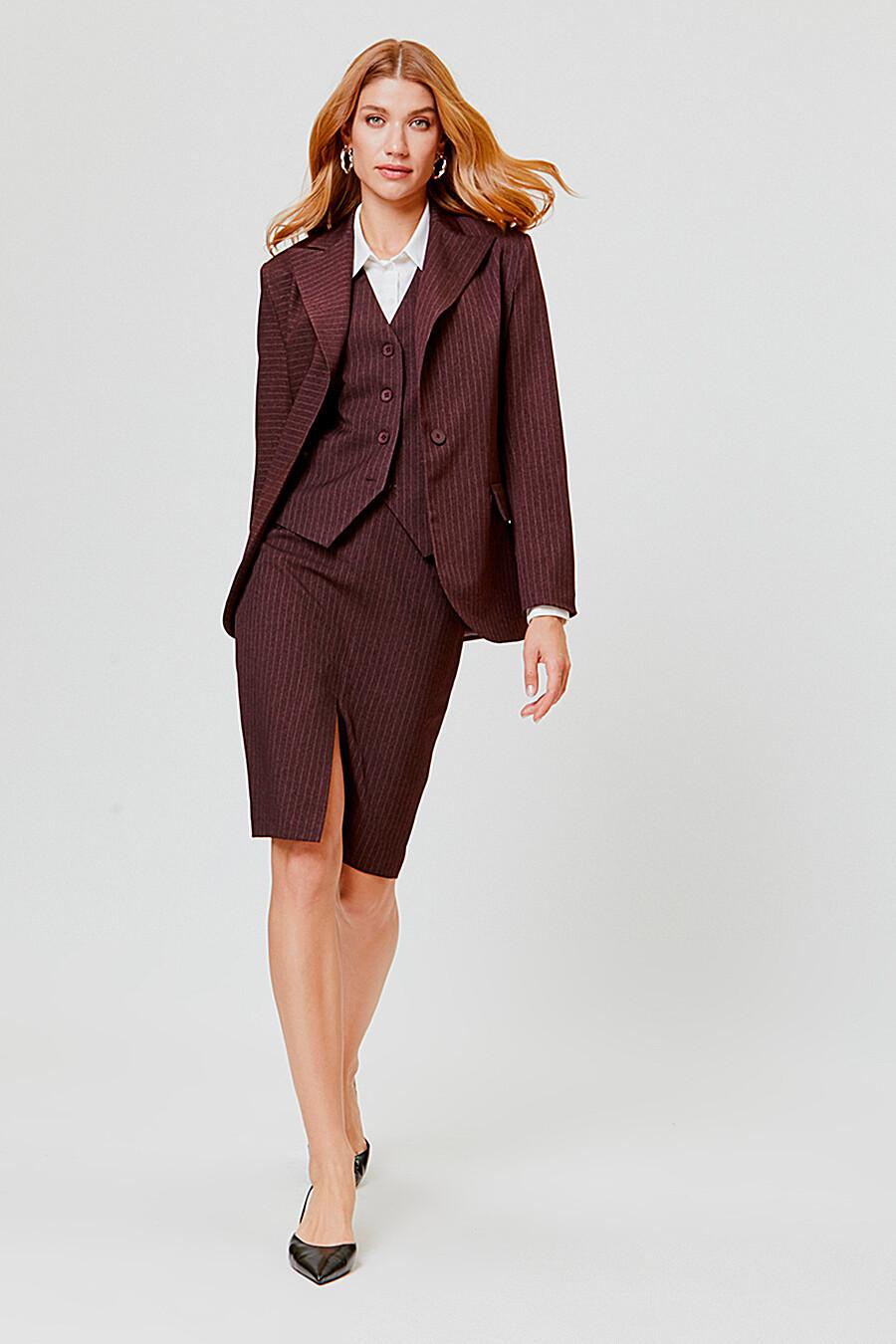 Жакет для женщин VITTORIA VICCI 247358 купить оптом от производителя. Совместная покупка женской одежды в OptMoyo