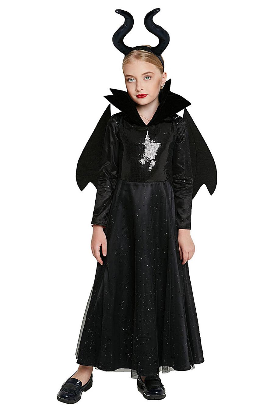 Костюм карнавальный для девочек BATIK 247494 купить оптом от производителя. Совместная покупка детской одежды в OptMoyo