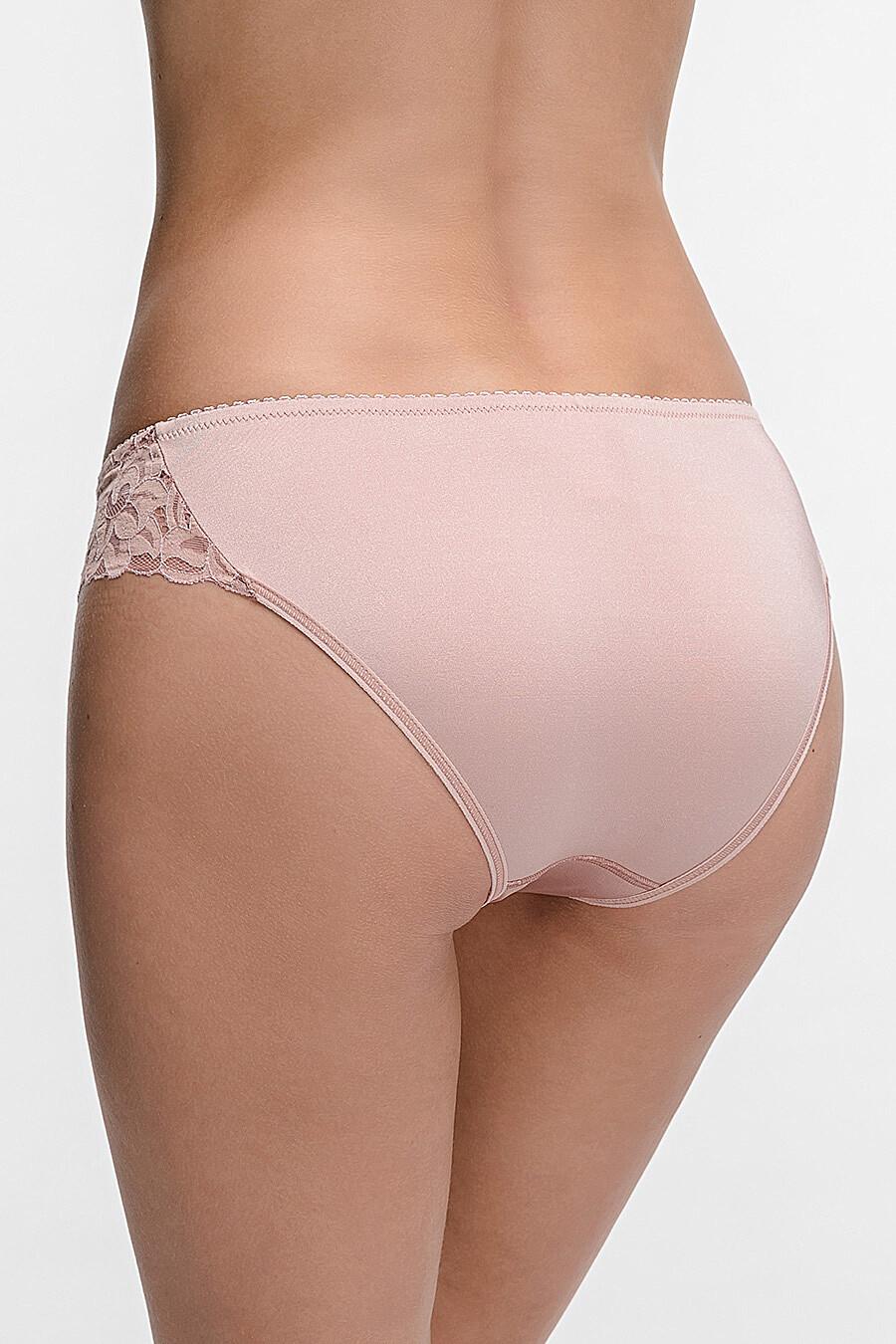 Трусы для женщин MILADY 247671 купить оптом от производителя. Совместная покупка женской одежды в OptMoyo