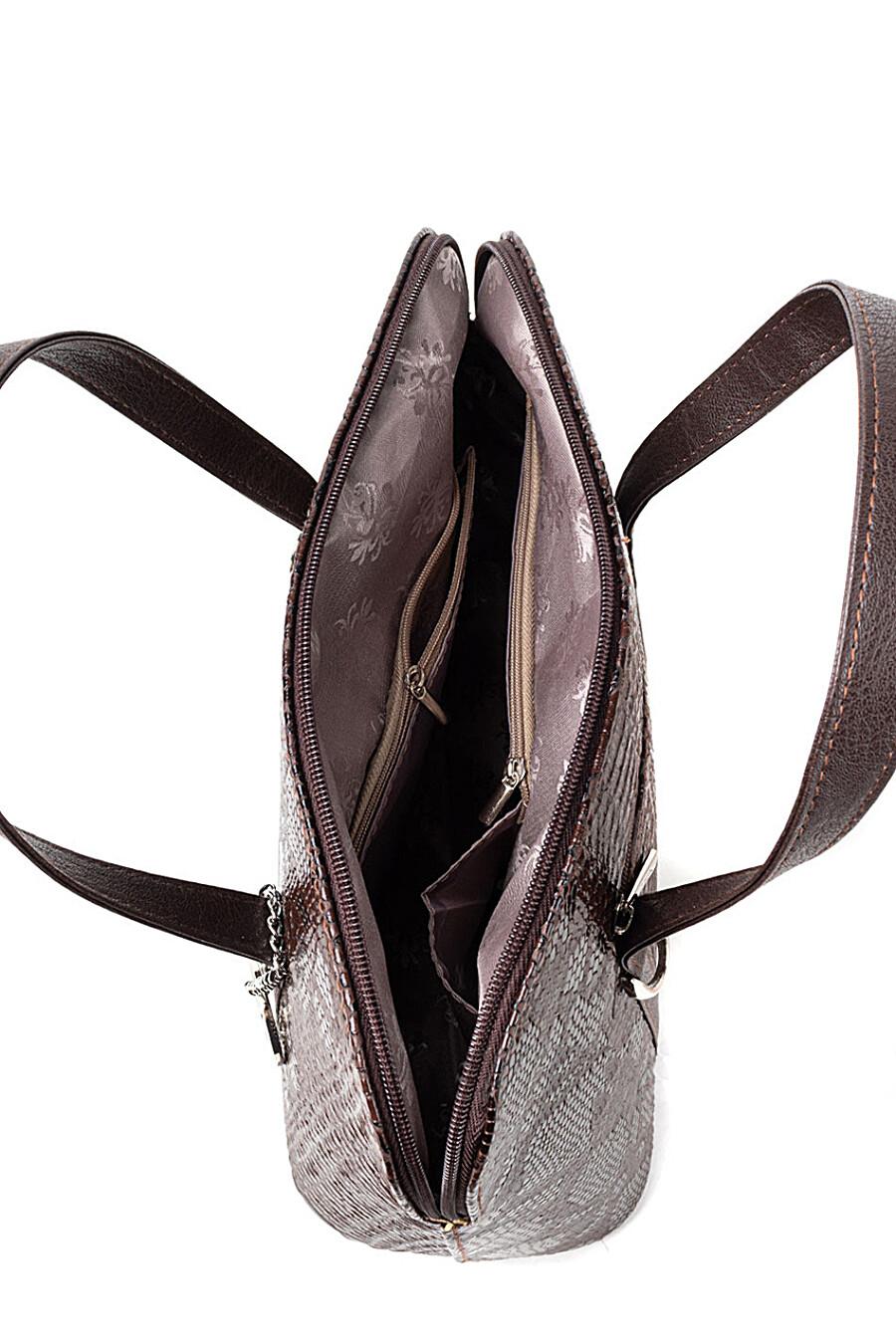Сумка для женщин L-CRAFT 260342 купить оптом от производителя. Совместная покупка женской одежды в OptMoyo