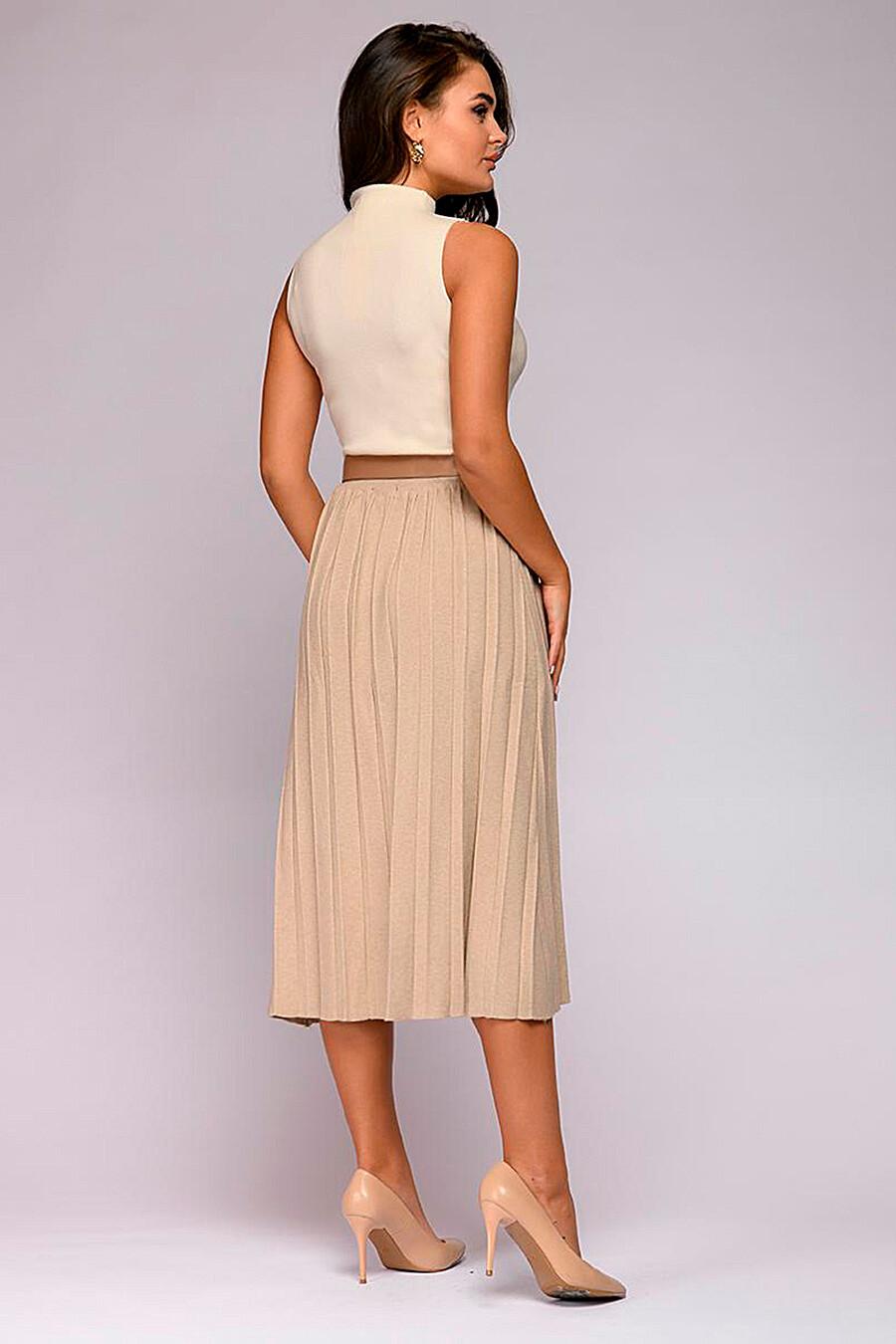 Юбка для женщин 1001 DRESS 260450 купить оптом от производителя. Совместная покупка женской одежды в OptMoyo