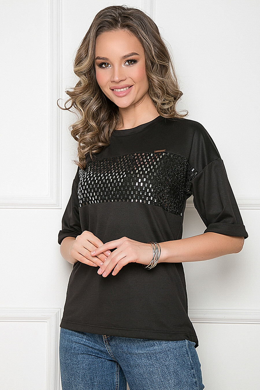 Блуза Мачерата BELLOVERA (272429), купить в Moyo.moda