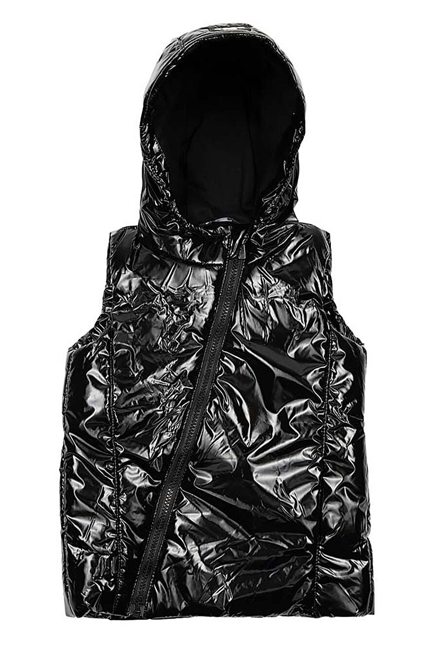 Жилет для девочек BODO 272492 купить оптом от производителя. Совместная покупка детской одежды в OptMoyo
