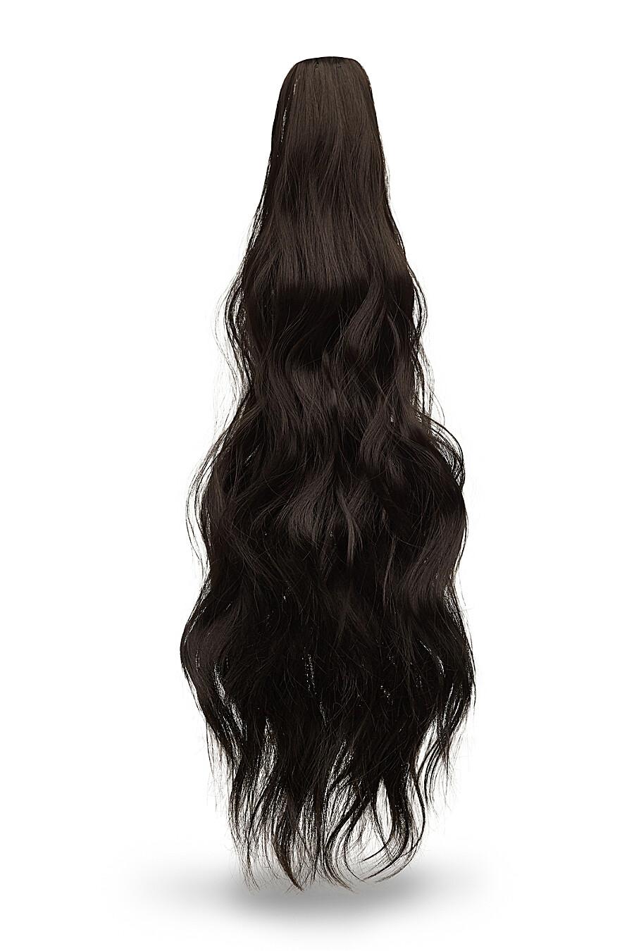 """Накладной хвост шиньон накладные волосы длинный шиньон шиньон с заколкой """"Нимфа"""" Nothing But Love (272818), купить в Moyo.moda"""