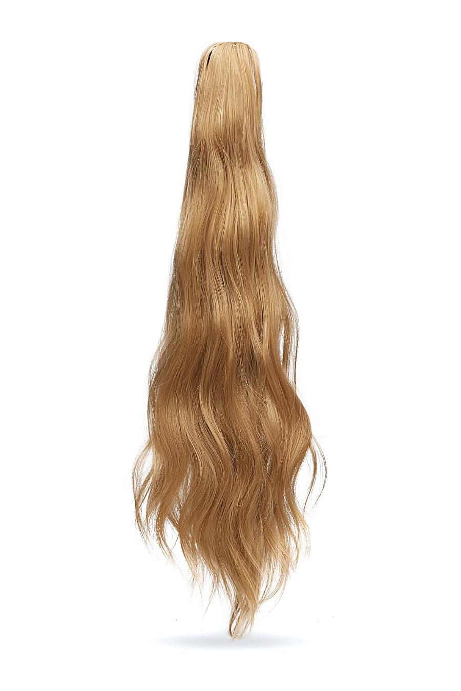 """Накладной хвост шиньон накладные волосы длинный шиньон шиньон с заколкой """"Нимфа"""" Nothing But Love (272819), купить в Moyo.moda"""