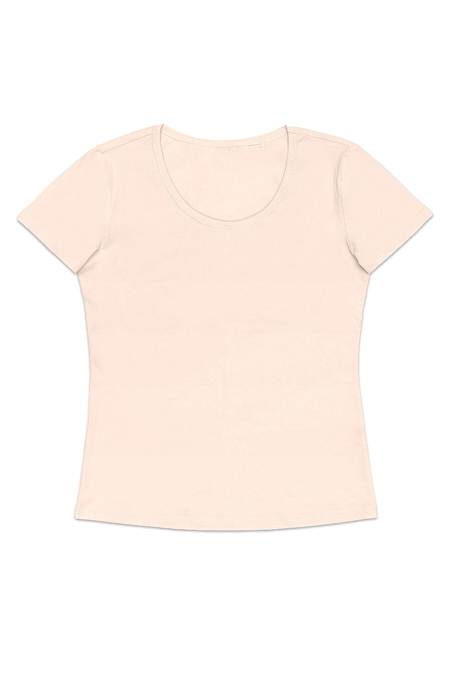 Футболка для женщин CONTE ELEGANT 272992 купить оптом от производителя. Совместная покупка женской одежды в OptMoyo