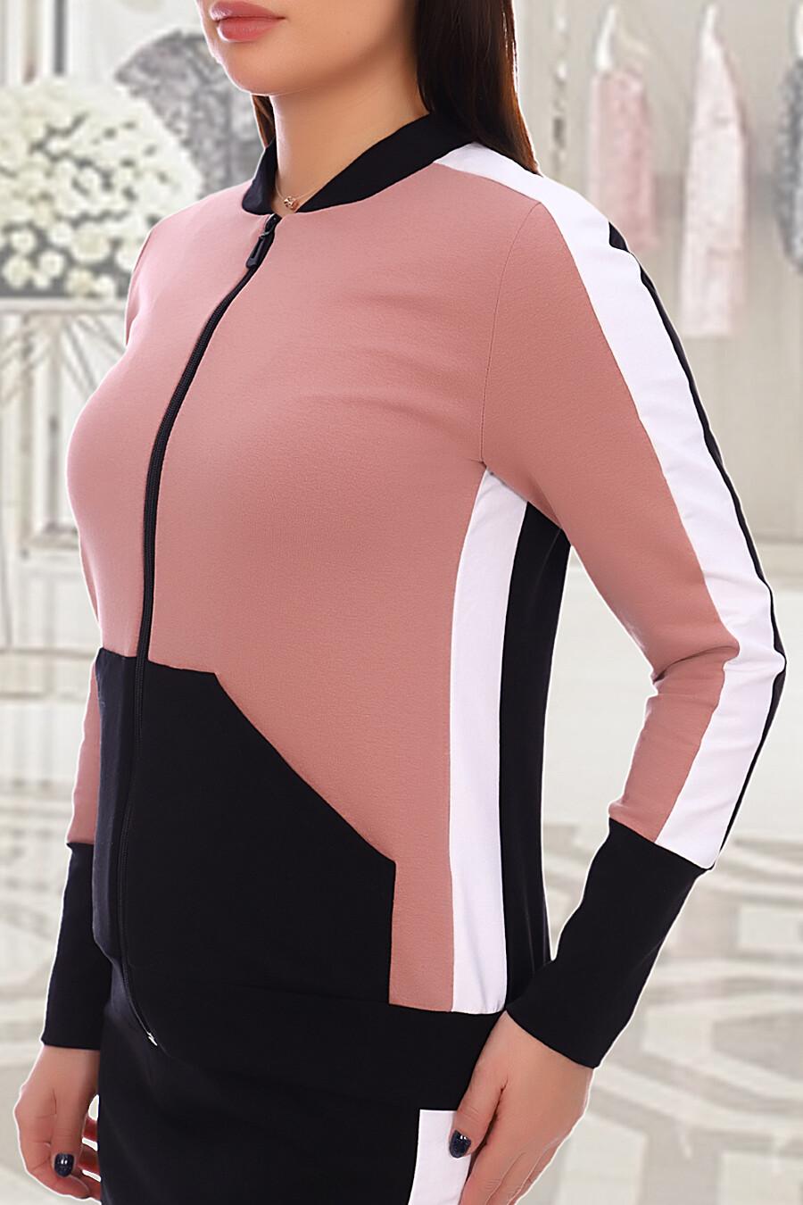 Костюм Веста для женщин НАТАЛИ 288432 купить оптом от производителя. Совместная покупка женской одежды в OptMoyo