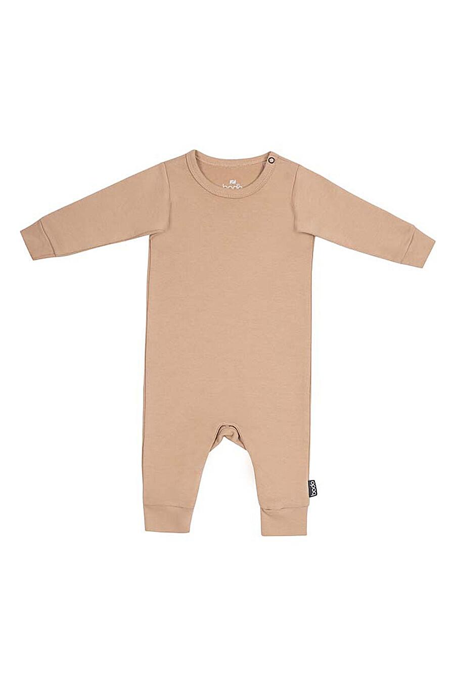 Комбинезон для мальчиков BODO 288727 купить оптом от производителя. Совместная покупка детской одежды в OptMoyo