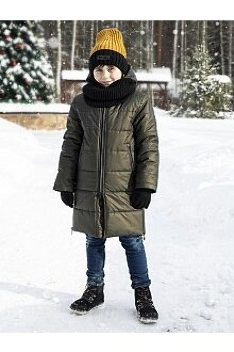 Пальто 6з2921 хаки NIKASTYLE (289013), купить в Moyo.moda