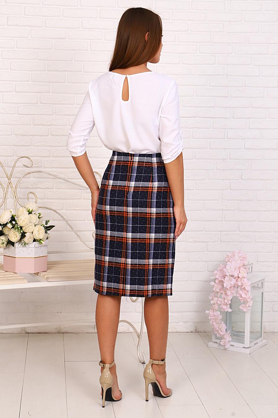 Юбка 0509 для женщин НАТАЛИ 289251 купить оптом от производителя. Совместная покупка женской одежды в OptMoyo