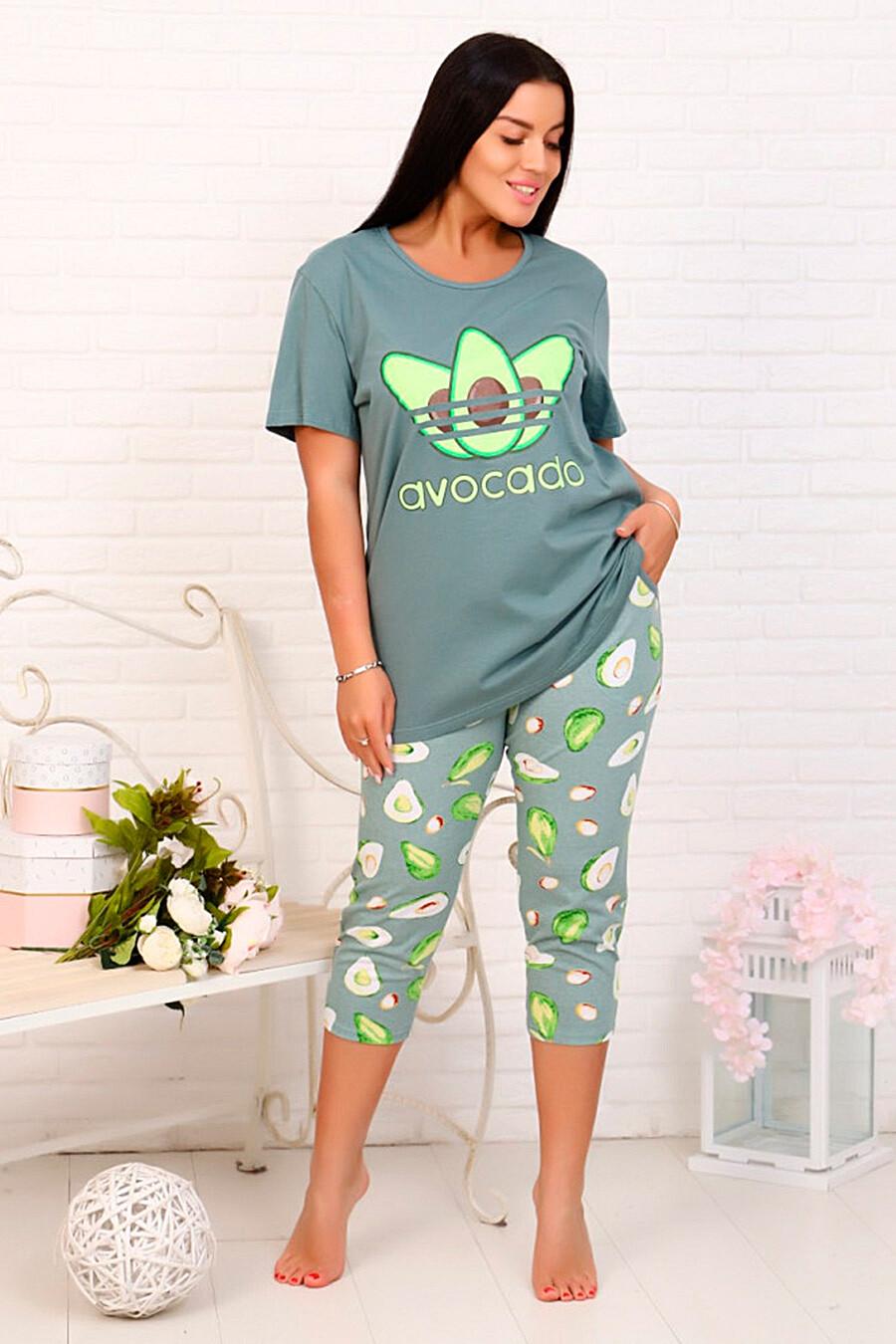 Пижама (Бриджи+Футболка) СОФИЯ37 (289404), купить в Moyo.moda