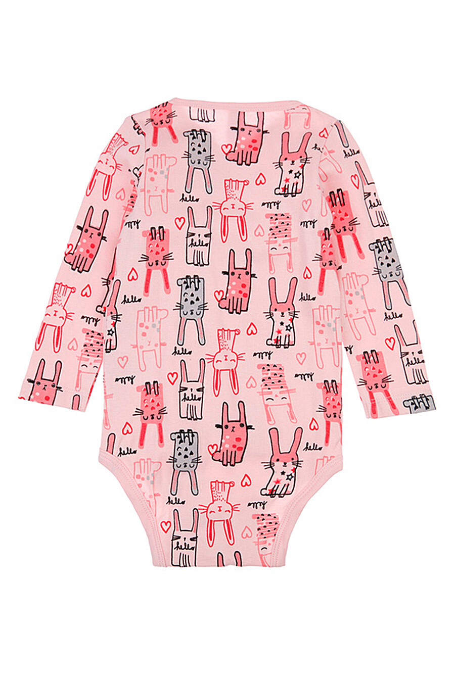 Боди 2 шт. для девочек PLAYTODAY 289494 купить оптом от производителя. Совместная покупка детской одежды в OptMoyo