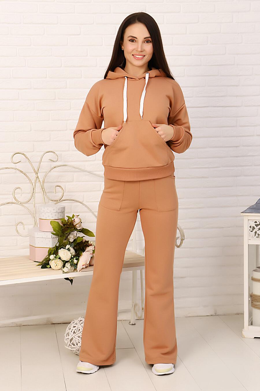 Костюм 15536 для женщин НАТАЛИ 289694 купить оптом от производителя. Совместная покупка женской одежды в OptMoyo