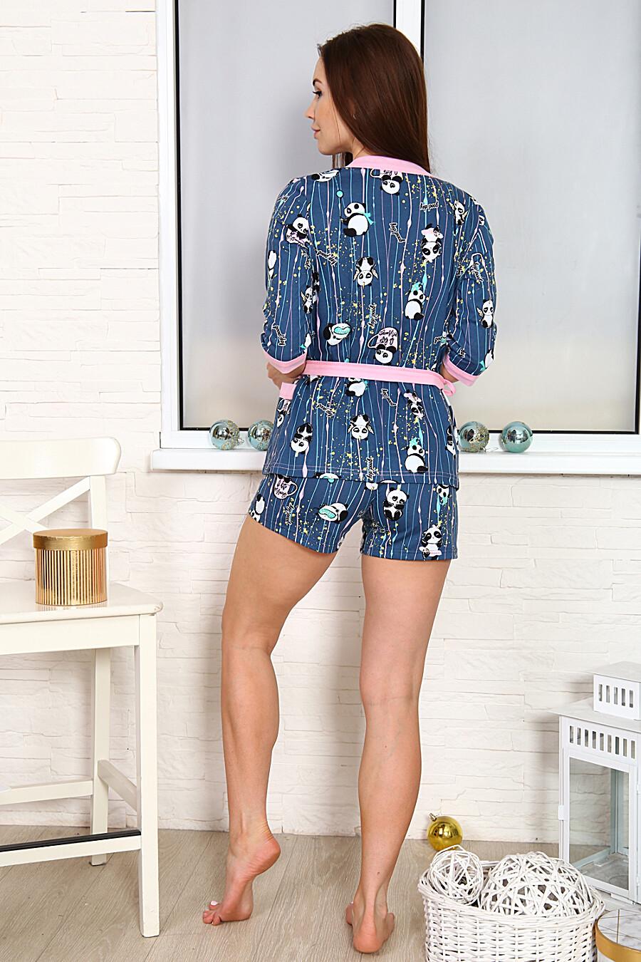 Пеньюар 11538 для женщин НАТАЛИ 289710 купить оптом от производителя. Совместная покупка женской одежды в OptMoyo