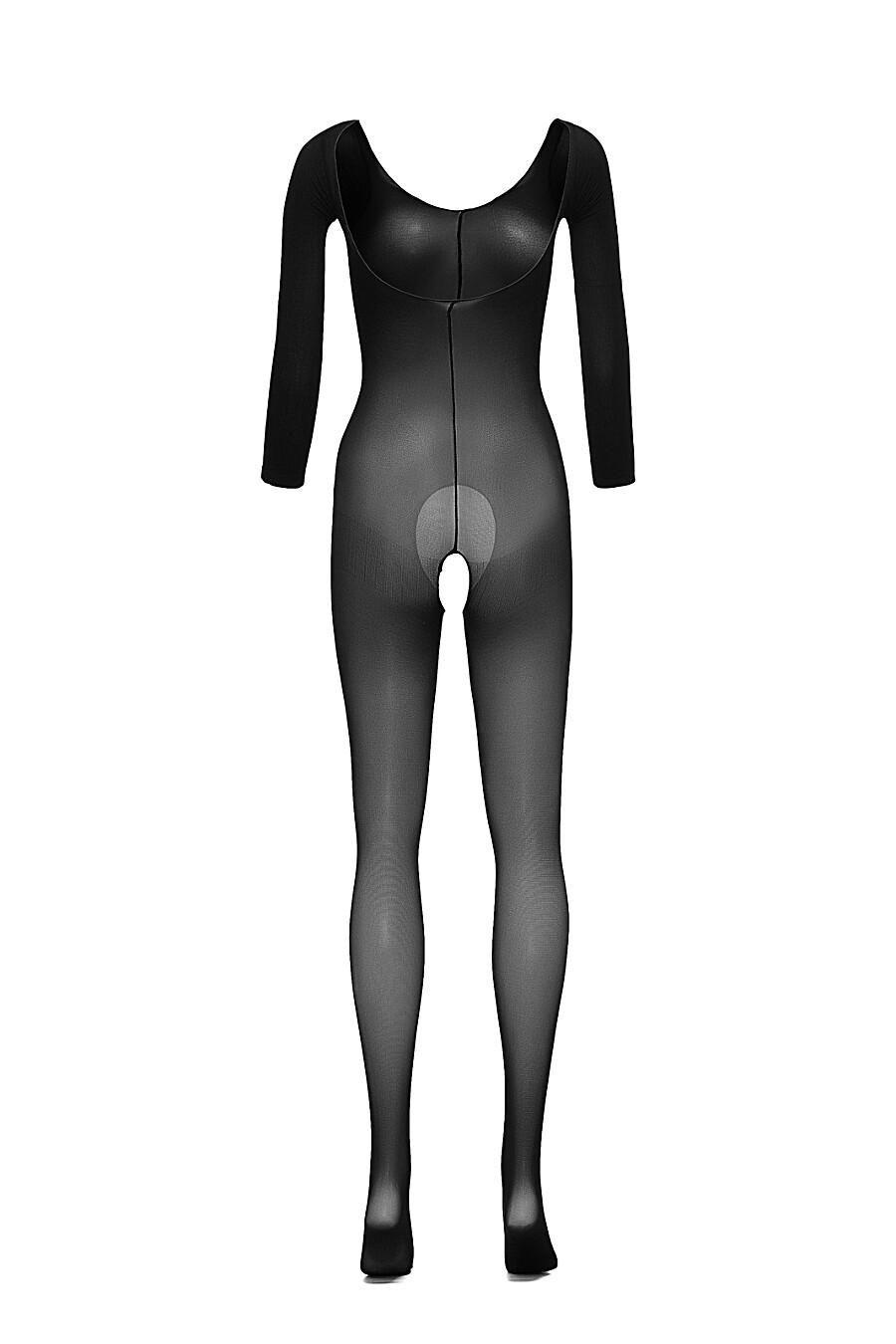 """Эротический комбинезон с вырезом в зоне бикини """"Роковое влечение"""" LE CABARET (307838), купить в Moyo.moda"""