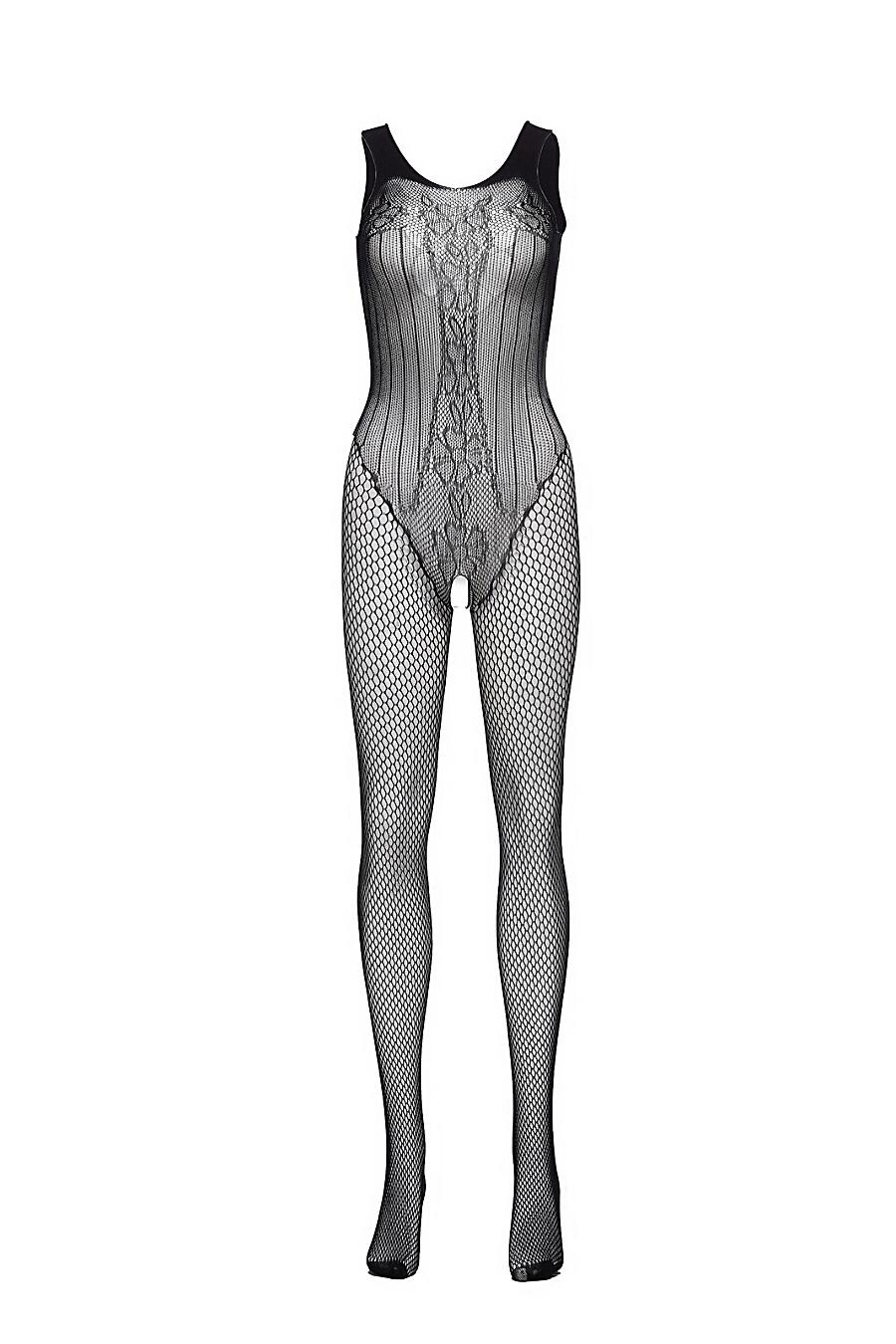 """Эротический комбинезон с вырезом в зоне бикини """"С широко закрытыми глазами"""" LE CABARET (307881), купить в Moyo.moda"""