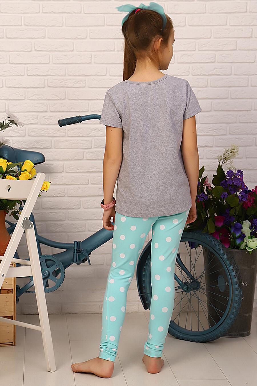 Костюм 15099 детский для девочек НАТАЛИ 321682 купить оптом от производителя. Совместная покупка детской одежды в OptMoyo