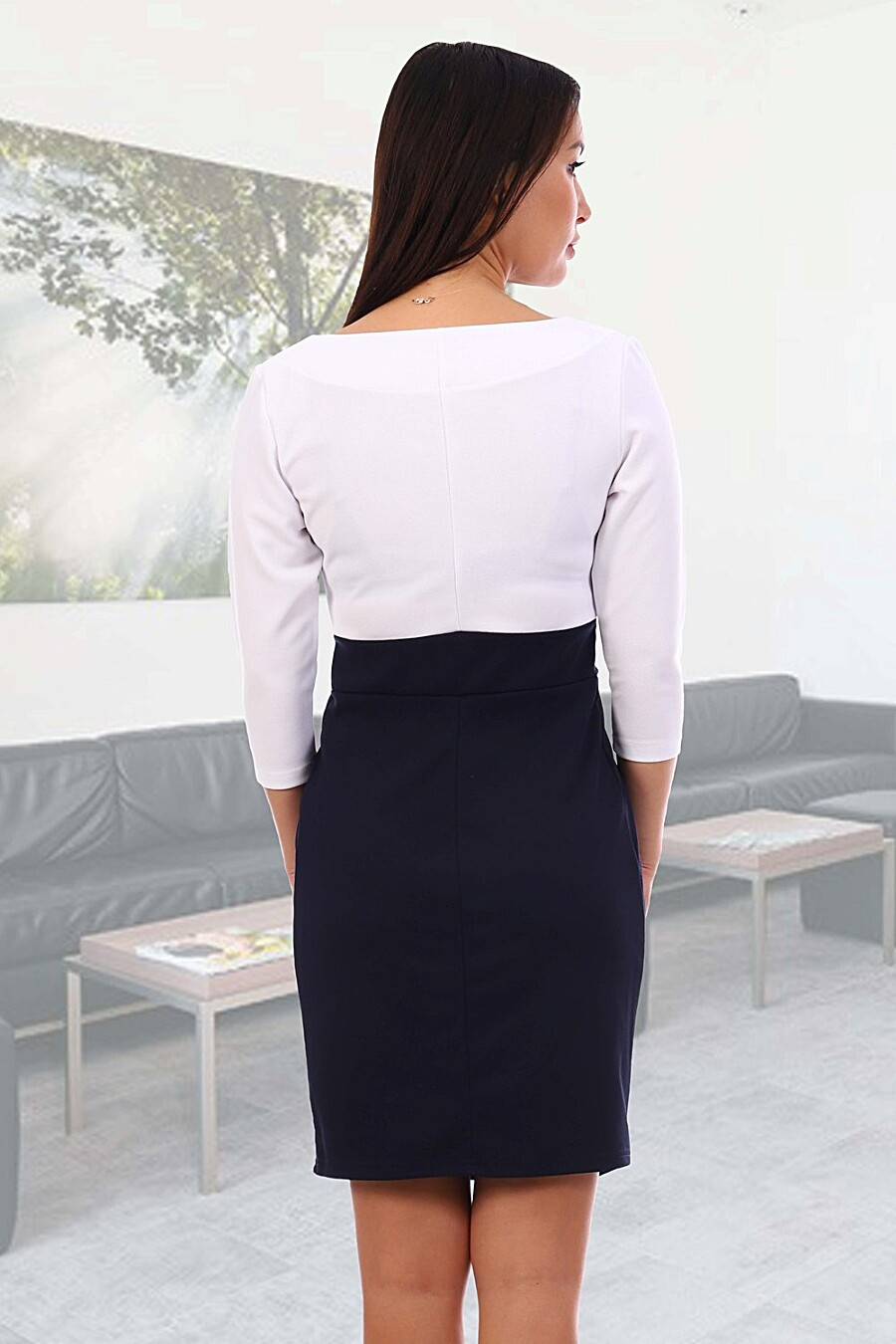 Платье Магистр для женщин НАТАЛИ 321692 купить оптом от производителя. Совместная покупка женской одежды в OptMoyo