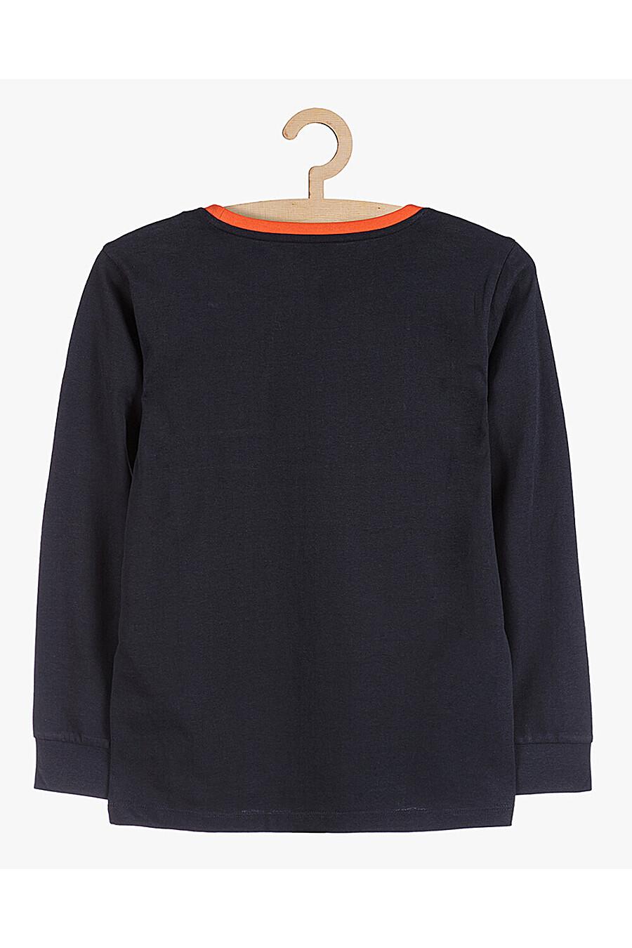 Лонгслив для мальчиков 5.10.15 321749 купить оптом от производителя. Совместная покупка детской одежды в OptMoyo