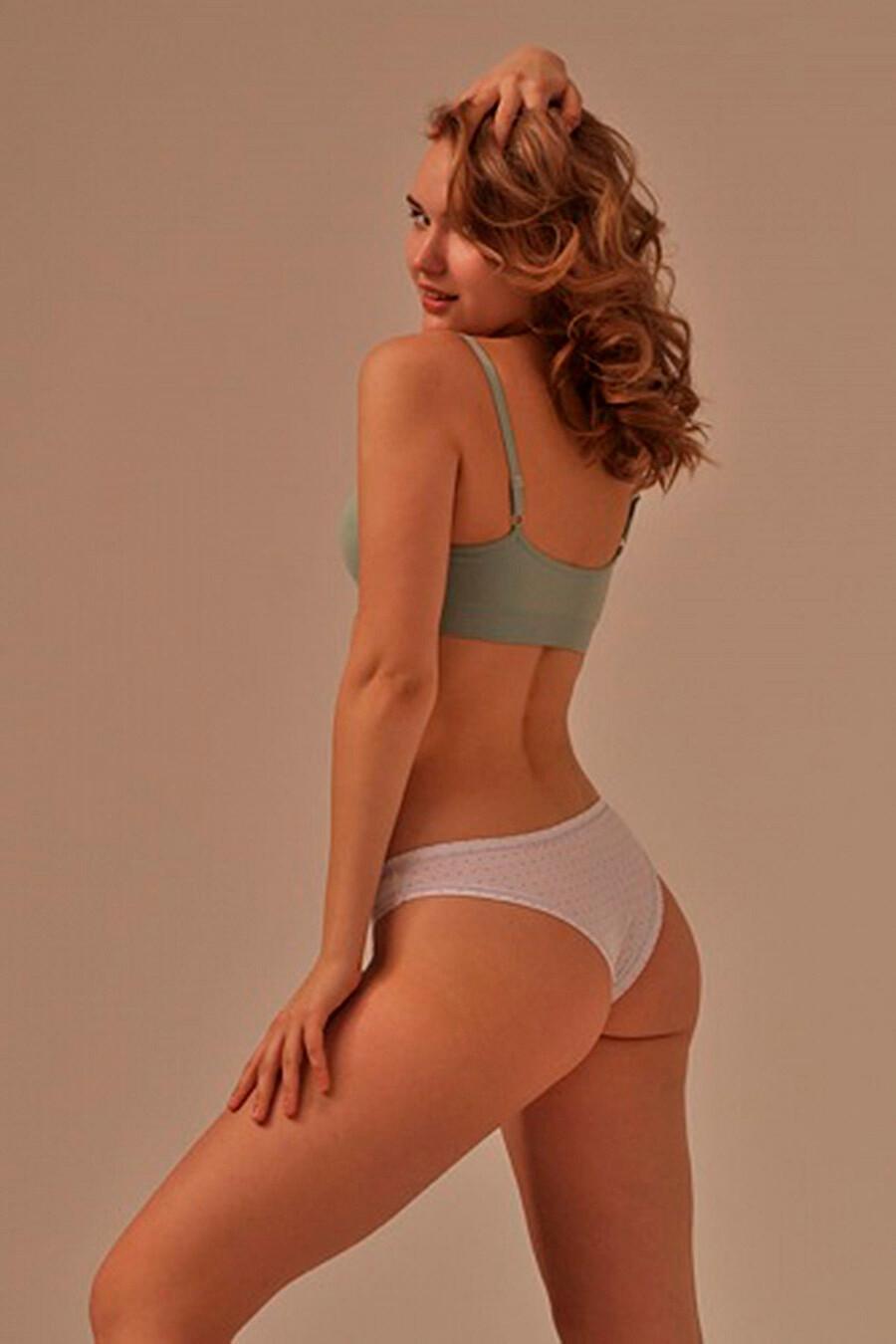 RP трусы DB001 BRASILIANO DONNA (3 шт.) (4/32) для женщин ROSSOPORPORA 334738 купить оптом от производителя. Совместная покупка женской одежды в OptMoyo