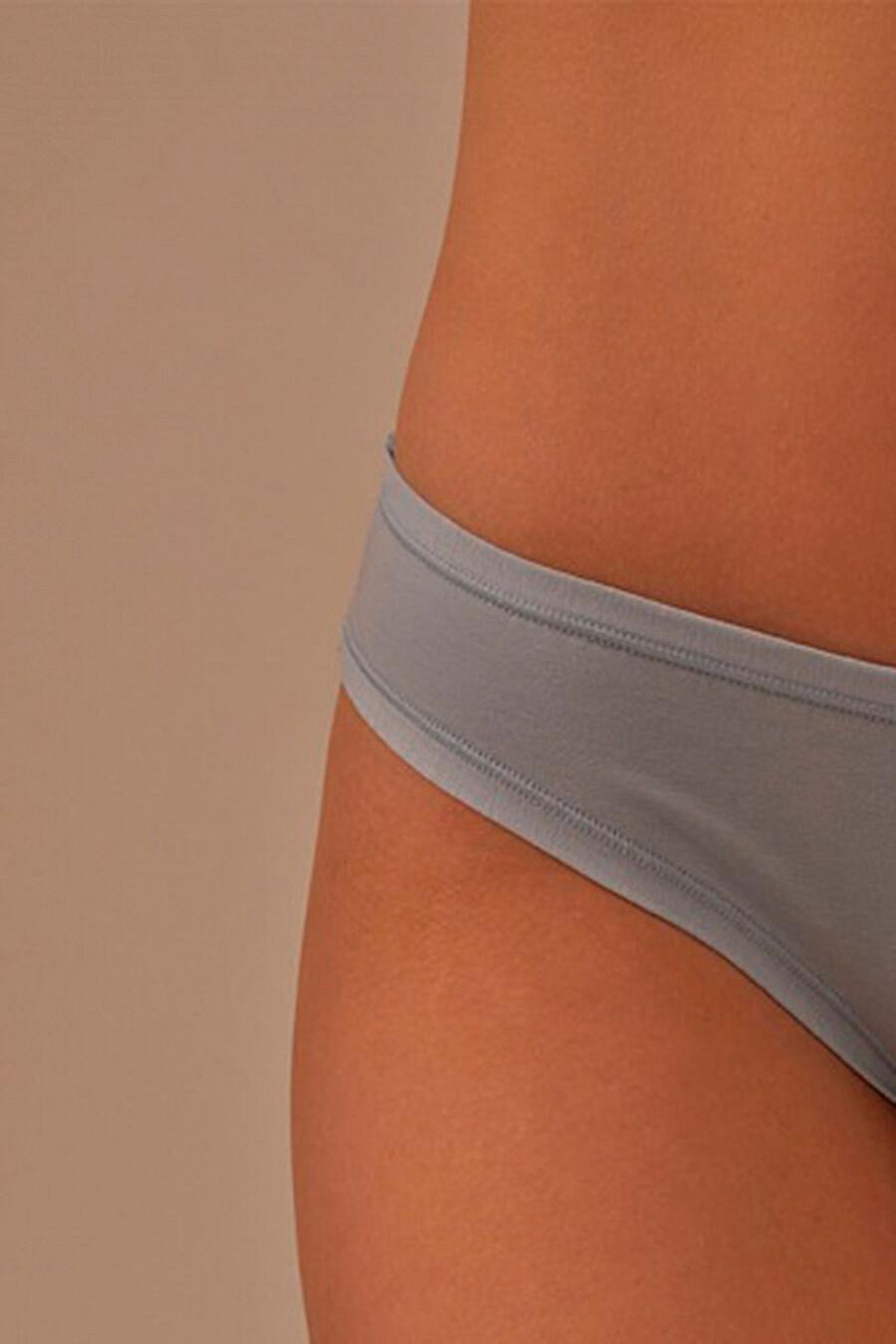 RP трусы DB004 BRASILIANO DONNA (3 шт.) (4/32) для женщин ROSSOPORPORA 334741 купить оптом от производителя. Совместная покупка женской одежды в OptMoyo