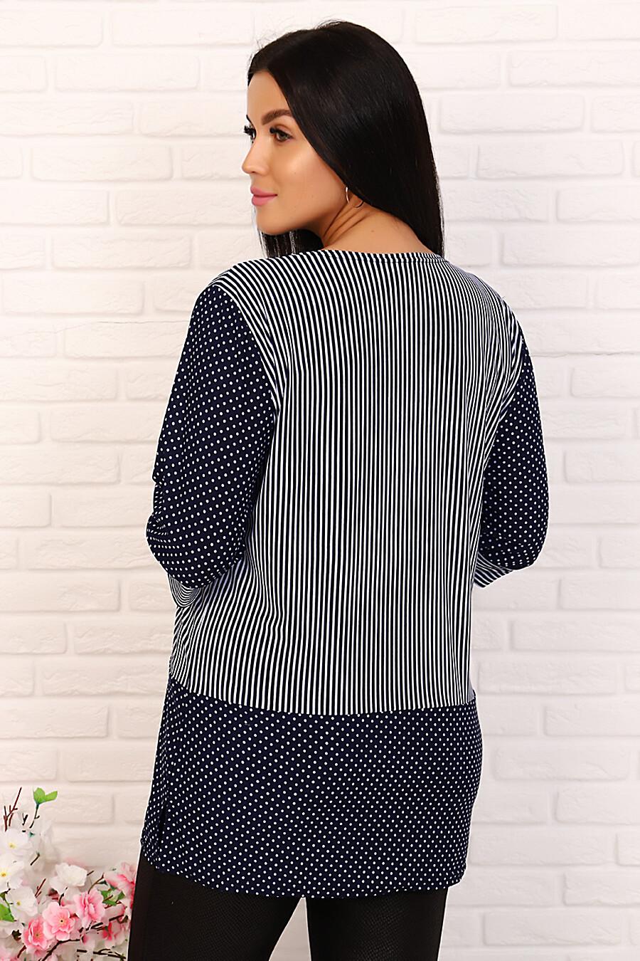 Туника 31518 для женщин НАТАЛИ 334792 купить оптом от производителя. Совместная покупка женской одежды в OptMoyo