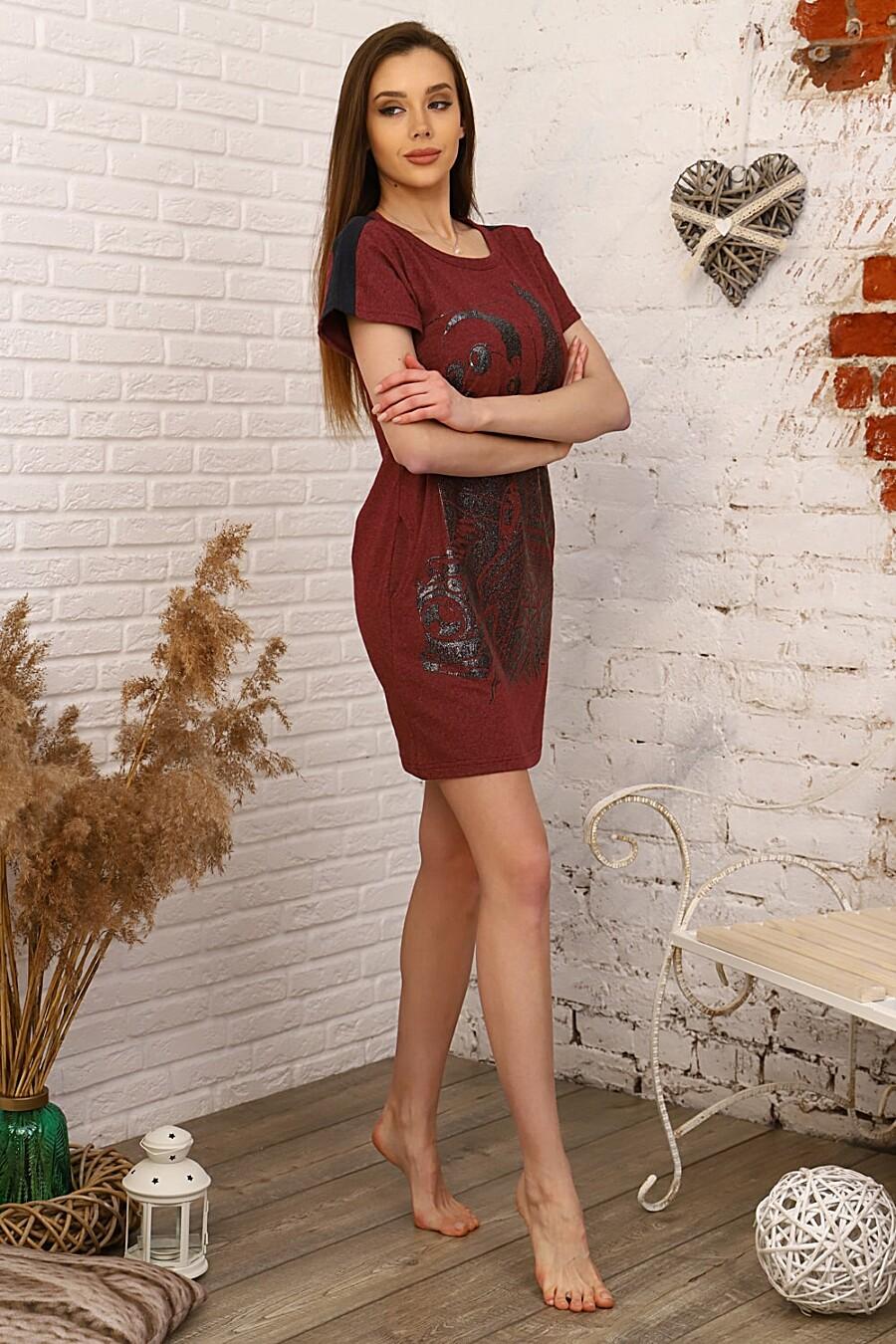 Туника 25726 для женщин НАТАЛИ 334809 купить оптом от производителя. Совместная покупка женской одежды в OptMoyo