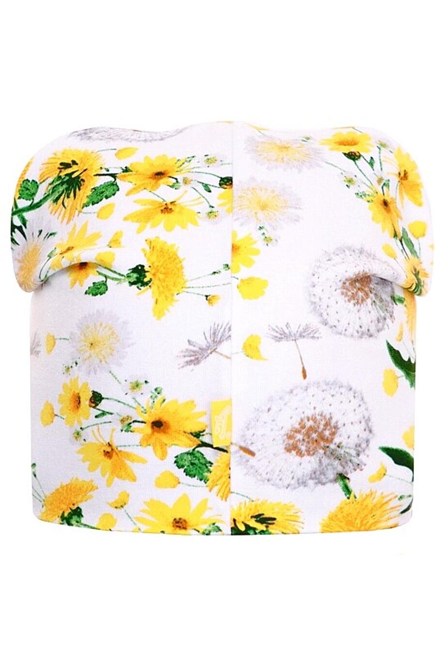 Шапка для девочек Archi 334887 купить оптом от производителя. Совместная покупка детской одежды в OptMoyo