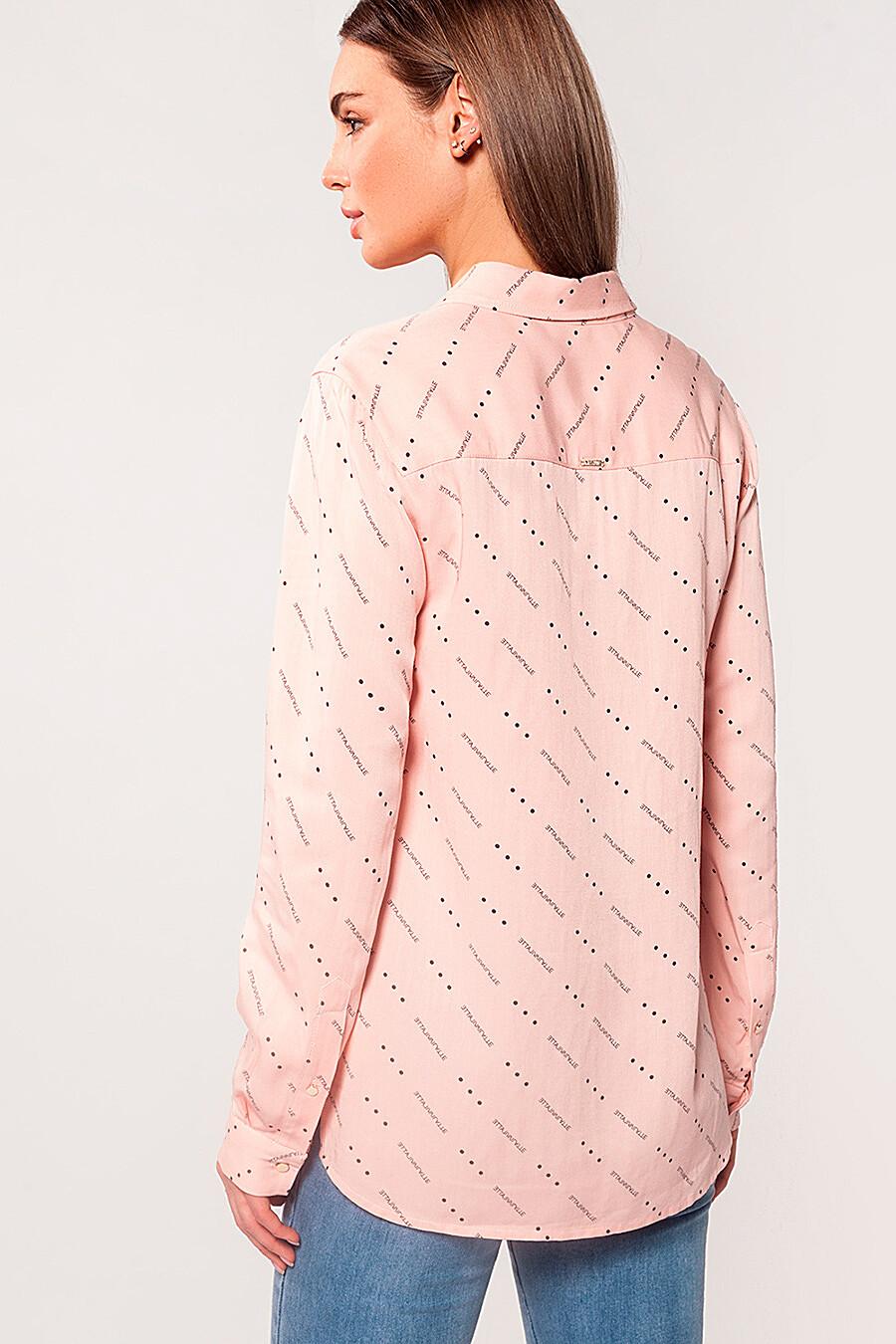 Блуза для женщин VILATTE 334907 купить оптом от производителя. Совместная покупка женской одежды в OptMoyo