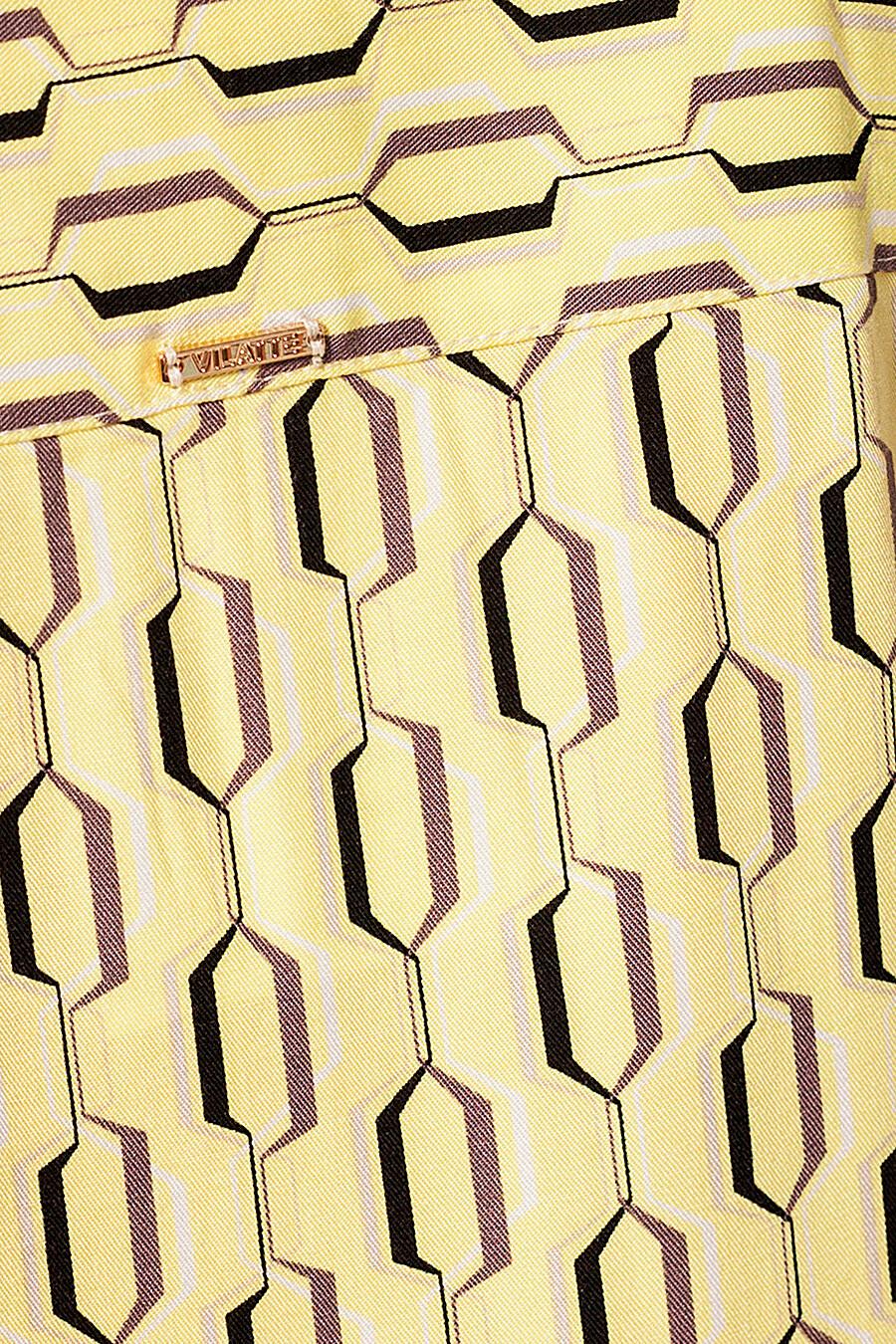 Блуза для женщин VILATTE 334908 купить оптом от производителя. Совместная покупка женской одежды в OptMoyo